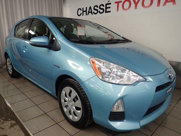 Toyota Prius C Gr. Amélioré 2012