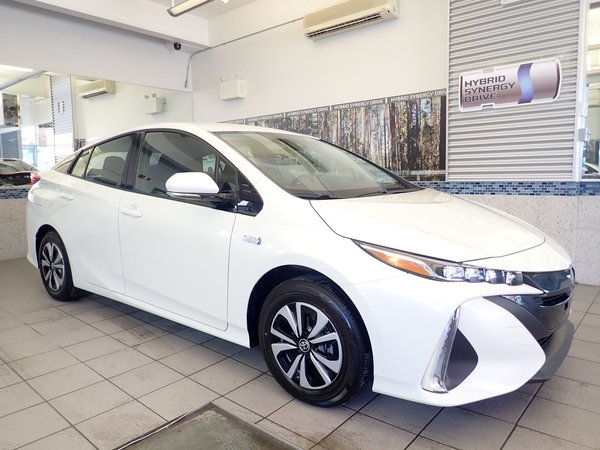 Toyota PRIUS PRIME Demo 2018