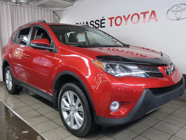 2013 Toyota RAV4 Limited Gr Techonologie - RARE