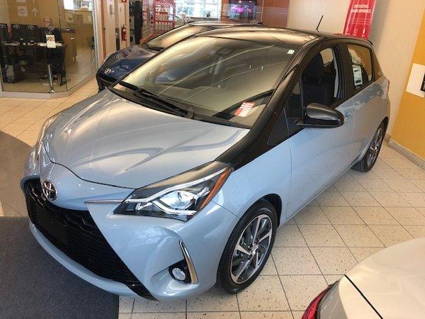 2019 Toyota Yaris Hatchback SE