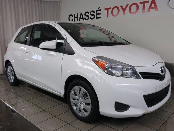 Toyota Yaris Hatchback + Garantie PEA 2014