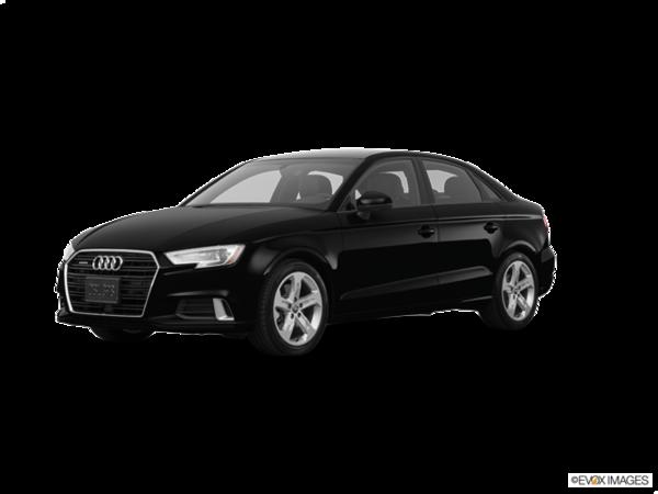 2018 Audi A3 2.0T Technik quattro 6sp S tronic Cab