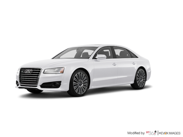 2018 Audi A8 LWB 4.0T quattro 8sp Tiptronic