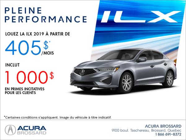 Acura ILX 2019