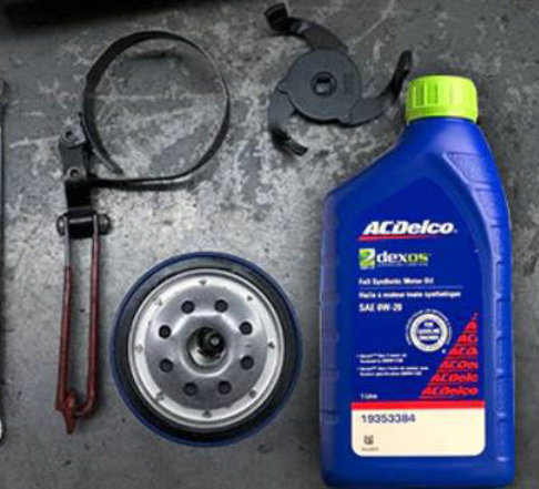 Oil Change or Vehicle Health Check Package