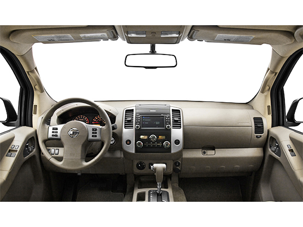 Nissan Frontier 2016