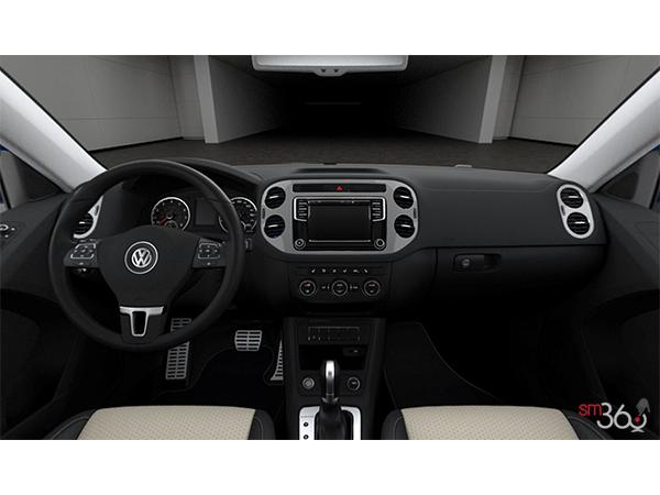 Volkswagen Tiguan Wolfsburg Edition 2017 Starting At 32 093