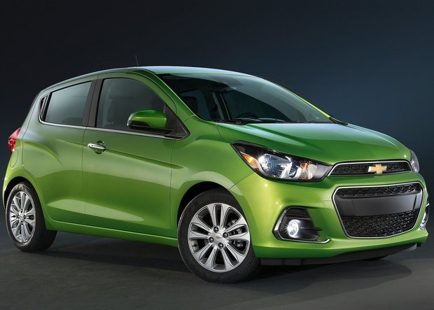Chevrolet Spark 2016 : maintenant la voiture la plus abordable au pays