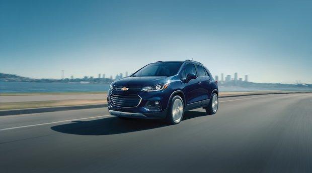 Chevrolet Trax 2018 : le petit VUS qui semble plus gros