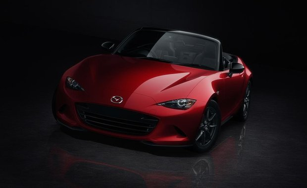 One Million Mazda MX-5 Models Produced by Mazda
