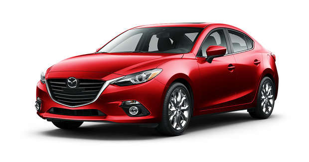 Five million Mazda3s sold since launch