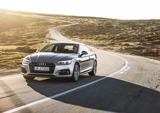 2018 Audi A5 Coupé : reinventing a classic