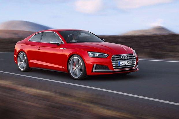 2018 Audi RS5: it's back