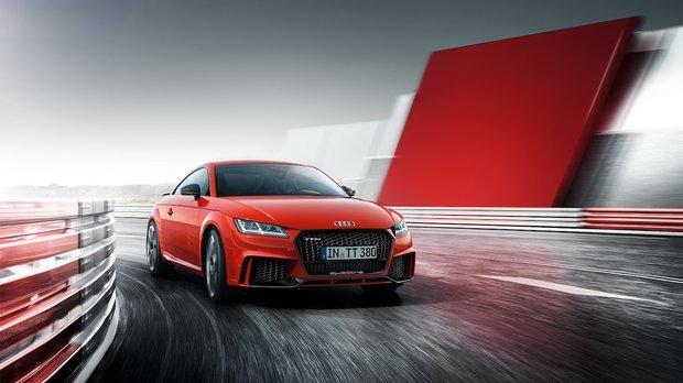 2019 Audi TTS: Stylish Performance