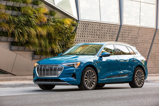 Three Things to Know: 2019 Audi e-tron