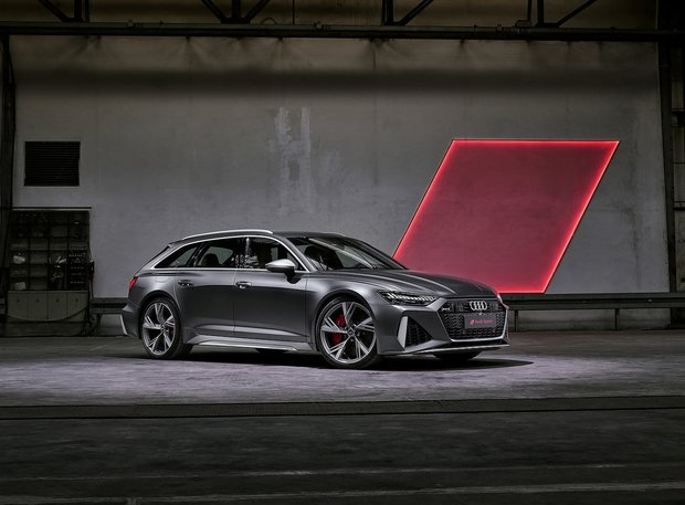 Say hello to the new Audi RS6