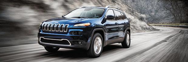 Jeep Cherokee 2016: design audacieux, capacités légendaires