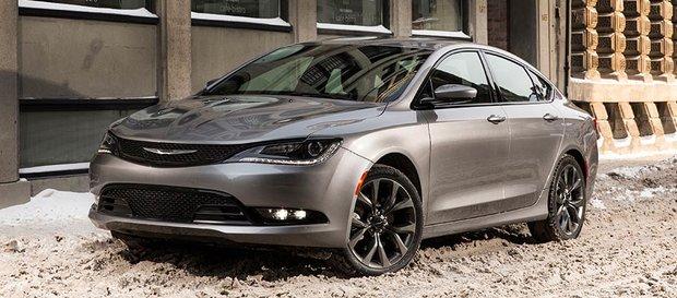 Chrysler 200 2016 : redéfinir la voiture compacte