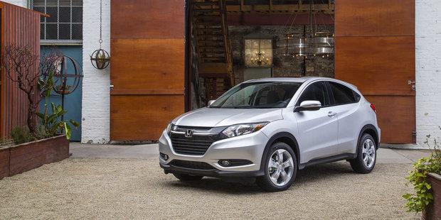 Honda HR-V 2016 – Ajouter au succès