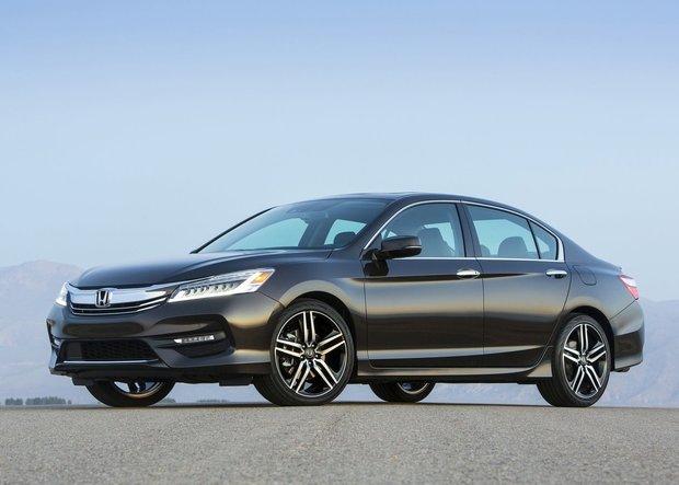 Honda Accord 2016 - Variation sur un même thème