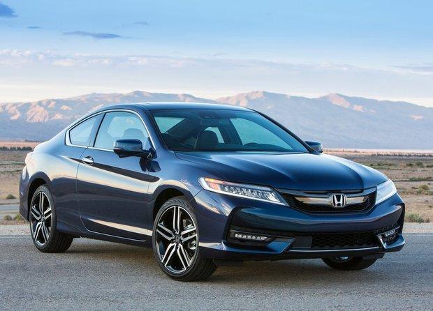 Honda Accord Coupé 2016 : le coupé élégant qui fait tourner les têtes