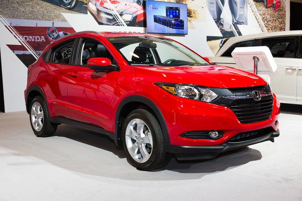 Ottawa Auto Show: 2016 Honda HR-V