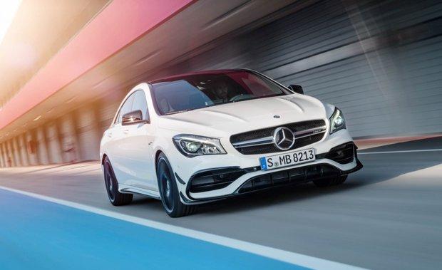 2016 Mercedes-Benz CLA: Fluid Design, Exhilarating Performance