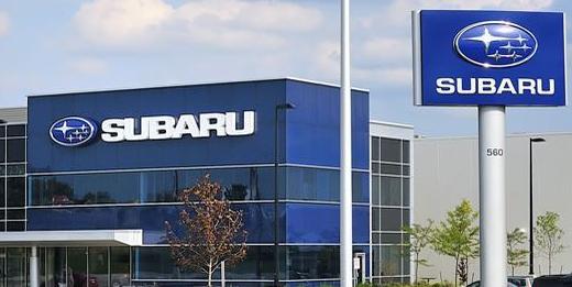 Les ventes de Subaru explosent en août