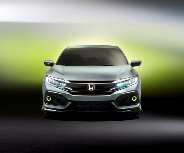 La nouvelle Honda Civic Hatchback 2017 est enfin arrivée!