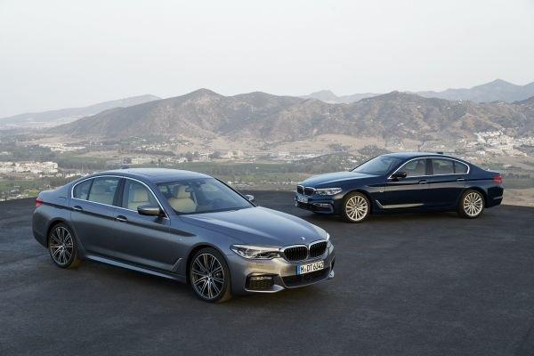 BMW Série 5 2017 : retrouver le côté sportif