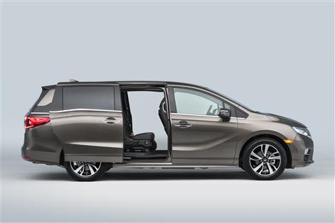Les modèles Honda obtiennent cinq prix pour leur valeur de revente