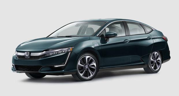 Honda Clarity : la nouvelle Honda à moteur hybride