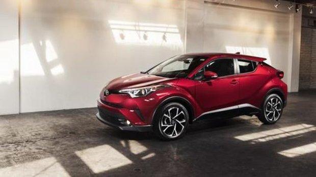 L'opinion des medias à propos du nouveau Toyota CH-R 2018