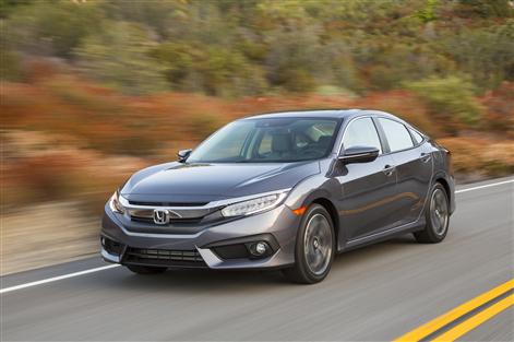 Honda Canada a construit deux millions de Honda Civic