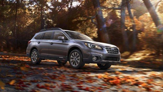 Subaru Outback 2015 – Tout nouveau tout beau