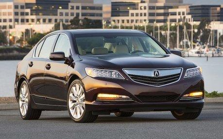 Trois choses que nous aimons au sujet de la nouvelle Acura RLX 2015