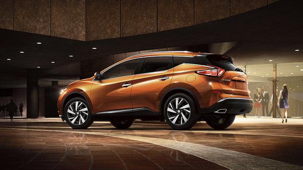 Nissan Murano 2015: une toute nouvelle variante sur un modèle populaire