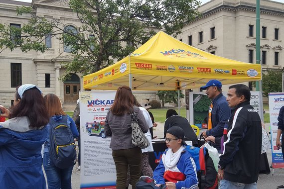 2017 Manitoba Filipino Street Festival