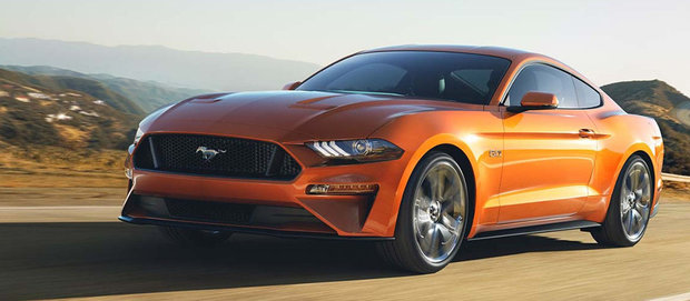 Here's what they are saying about the brand new 2018 Ford Mustang