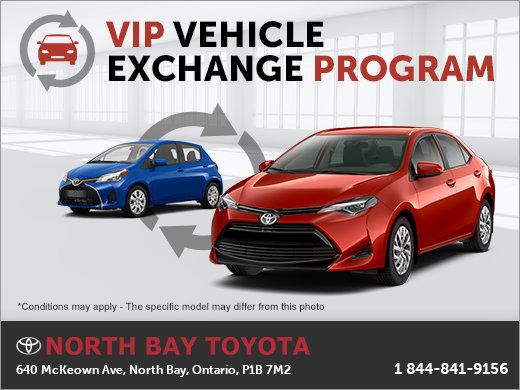 VIP Exchange Program