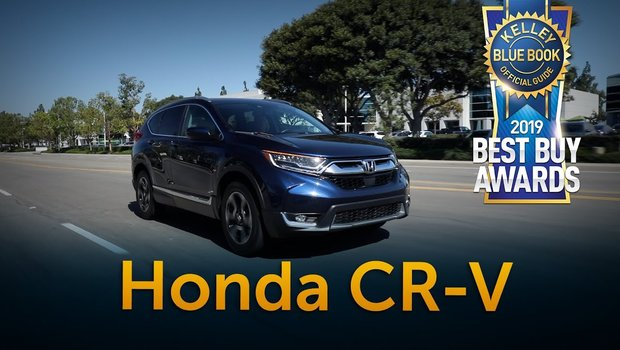 Honda Dominates 2019 KBB BEST BUY AWARD