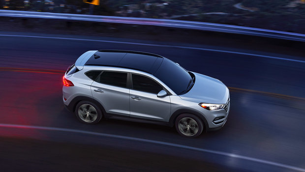 Hyundai Tucson 2017 : Le VUS qui surprend