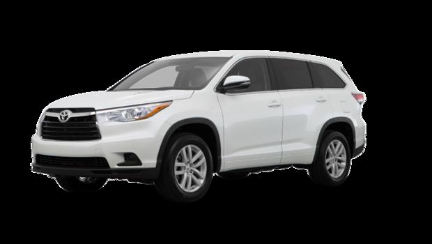 Toyota Highlander - 2016