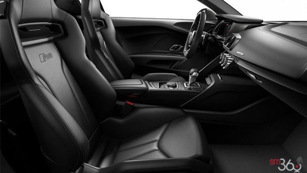 Black/Stone Grey Fine Nappa Leather