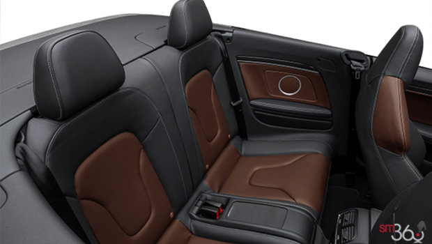Chestnut Brown/Black Fine Nappa Leather