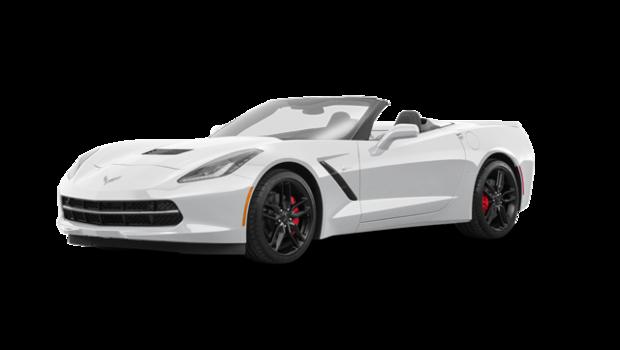 2017 Chevrolet Corvette Convertible Stingray 1LT Z51