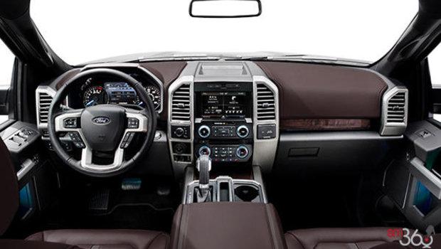 2017 Ford F 150 Platinum From 61599 0 Vickar Ford