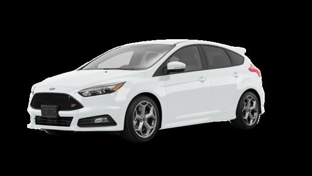 2017 Ford Focus Hatchback ST