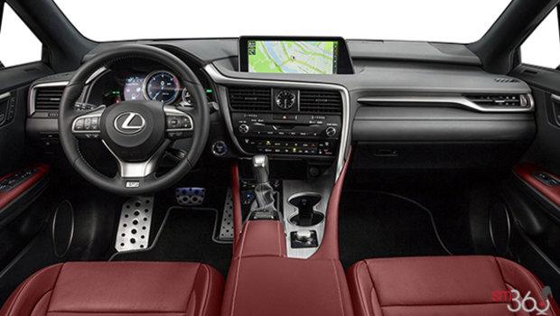 Lexus Rx F Sport 2017 Vendre Laval Lexus Laval