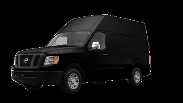2017 Nissan NV Cargo 3500 S